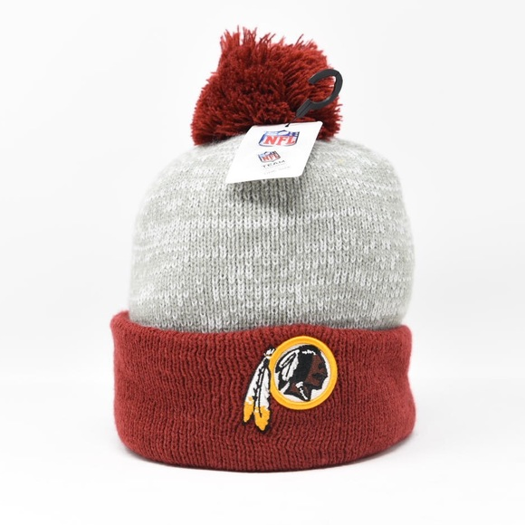 8491cd3fc49c8 Washington Redskins knit Beanie